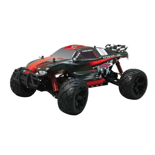 VOITURE - CAMION Truggy radiocommandé Toxic-BL Truggy 1/10 4x4