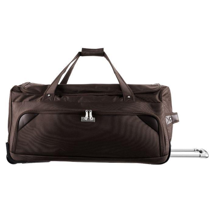 platinium sac de voyage trolley gm travera marron achat vente sac de voyage 3607070360606. Black Bedroom Furniture Sets. Home Design Ideas