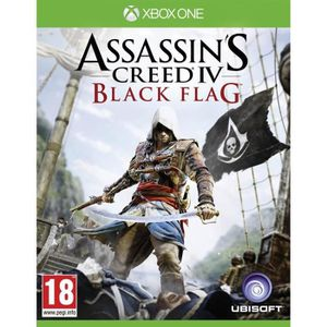 JEUX XBOX 360 Assassin's Creed 4 Black Flag SPECIAL EDITION