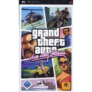 JEU PSP GTA : Vice City stories - édition platinum [imp…