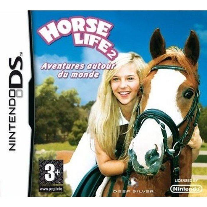 horse life 2 achat vente jeu ds dsi horse life 2 ds cdiscount. Black Bedroom Furniture Sets. Home Design Ideas