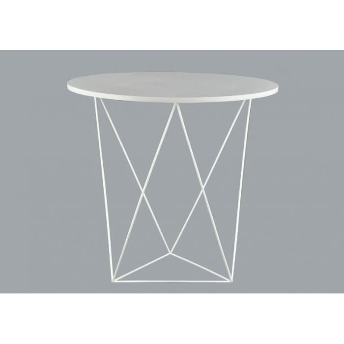 Gu ridon filaire amadeus achat vente table basse for Table filaire