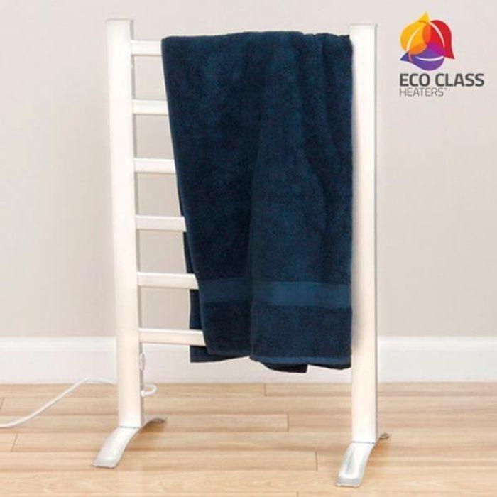 Seche serviette electrique sur pied - Support a serviette sur pied ...