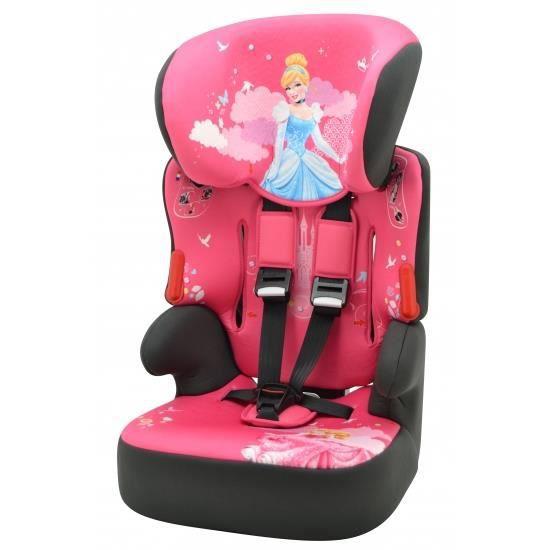 siege auto rehausseur beline princess disney gr123 achat. Black Bedroom Furniture Sets. Home Design Ideas