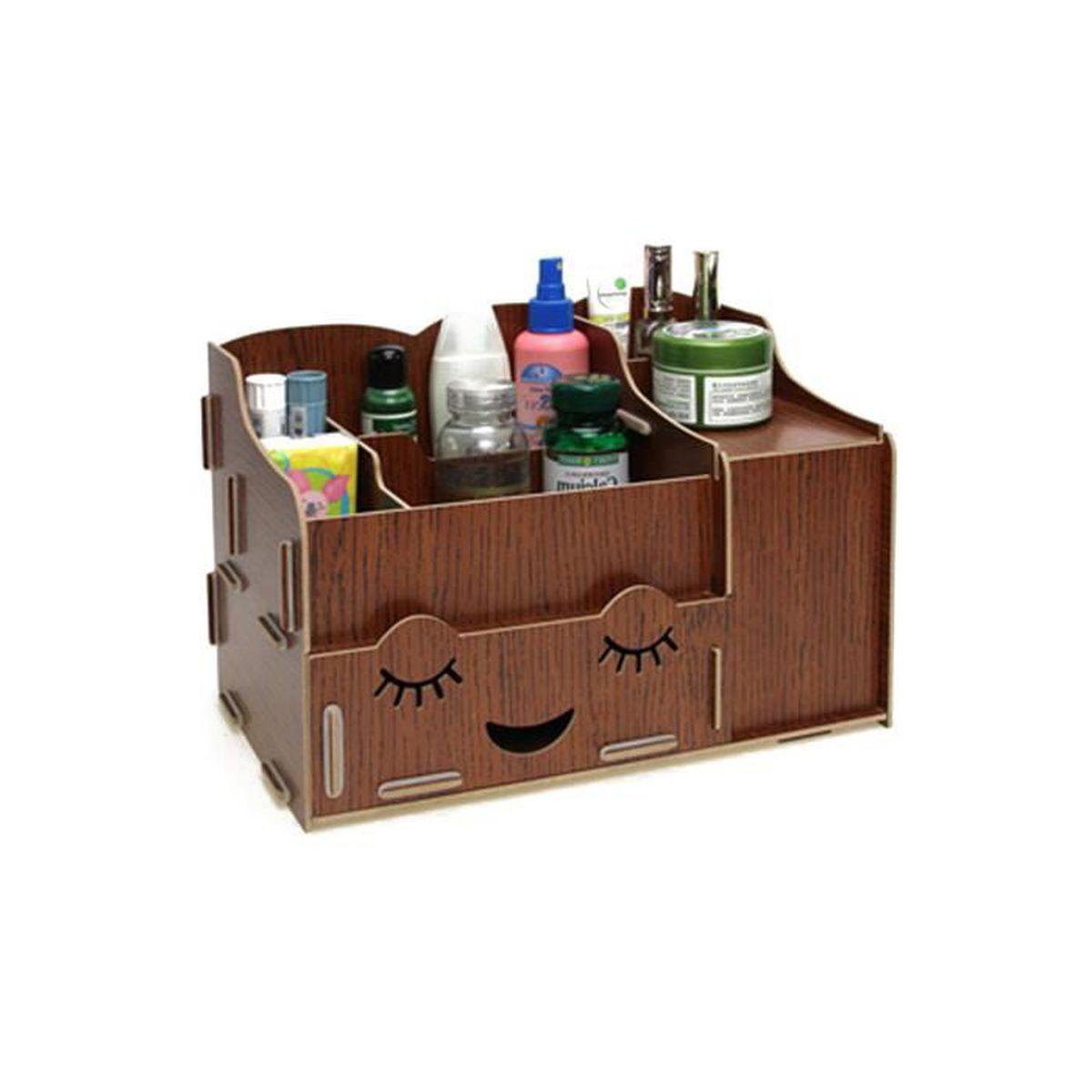 boite bijoux rangement femme organiseur de bureau tiroirs d 39 organisation fournitures de. Black Bedroom Furniture Sets. Home Design Ideas