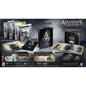 JEU PC ASSASSIN'S CREED IV BLACK FLAG COLLECTOR / PC