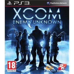 JEU PS3 XCOM : ENEMY UNKNOWN / Jeu console PS3