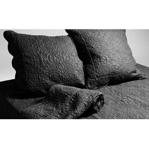 couvre lit boutis 2 places achat vente couvre lit boutis 2 places pas cher cdiscount. Black Bedroom Furniture Sets. Home Design Ideas