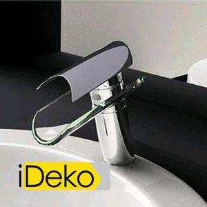 mitigeur lavabo cascade achat vente mitigeur lavabo cascade pas cher les soldes sur. Black Bedroom Furniture Sets. Home Design Ideas