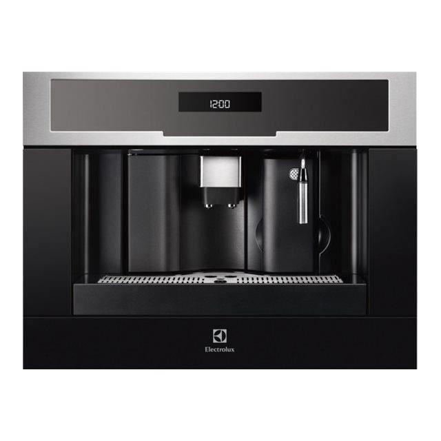 Machine caf electrolux ebc54514ox achat vente cafeti re cdiscount - Machine a cafe electrolux ...
