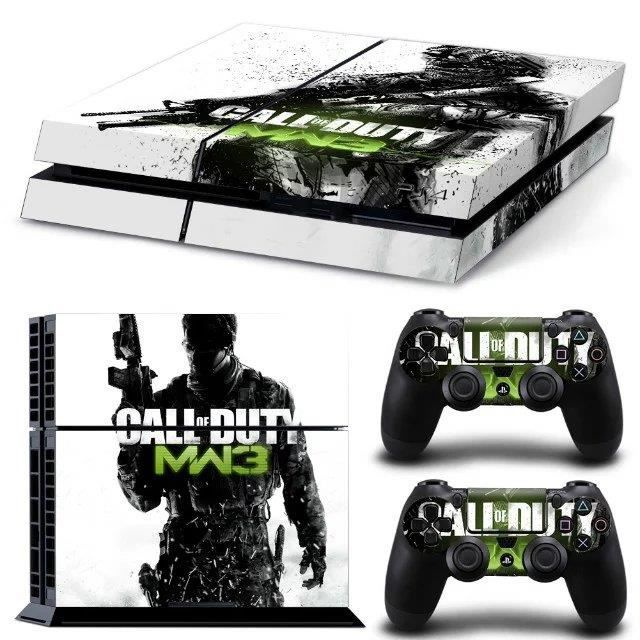 informatique sacoches accessoires skin autocollant motif call of duty modern warfare f  mou