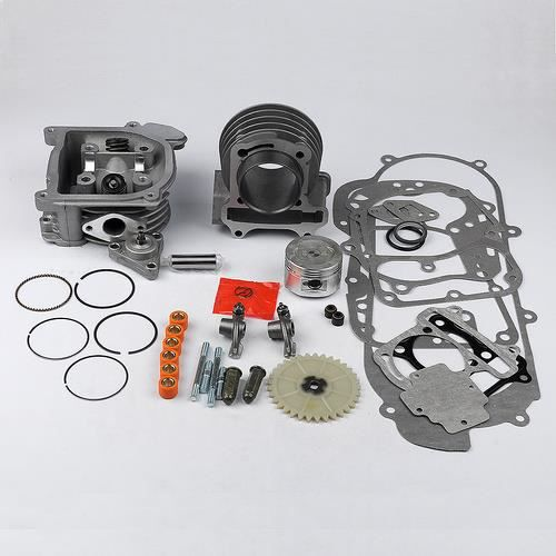 100cc gros al sage kit cylindre piston pour gy6 50cc 139qmb scooter chinois 50mm achat vente. Black Bedroom Furniture Sets. Home Design Ideas
