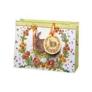 susy card sac cadeaux pour p ques 39 noeud de p q achat vente pochette cadeau susy card sac. Black Bedroom Furniture Sets. Home Design Ideas