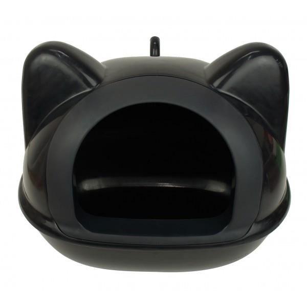 maison de toilette tete de chat achat vente maison de. Black Bedroom Furniture Sets. Home Design Ideas