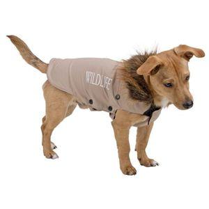 KERBL Manteau Wild Life brun XS 30cm pour chien