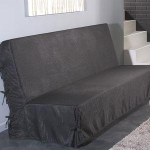 housse de canape a nouette achat vente housse de canape a nouette pas cher les soldes sur. Black Bedroom Furniture Sets. Home Design Ideas