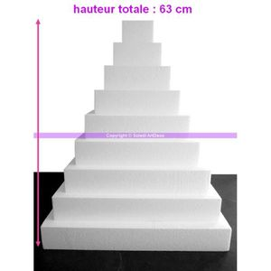Support piece montee achat vente support piece montee pas cher cdiscount - Support polystyrene gifi ...