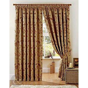 rideaux de luxe achat vente rideaux de luxe pas cher cdiscount. Black Bedroom Furniture Sets. Home Design Ideas