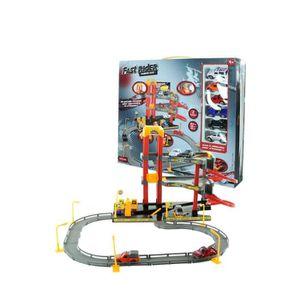Garage avec ascenseur achat vente jeux et jouets pas chers - Garage ascenseur pour voiture ...