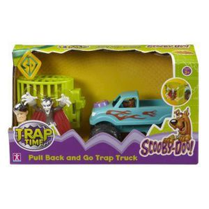 Scooby doo 04560 figurine voiture trap time achat - Scooby doo voiture ...
