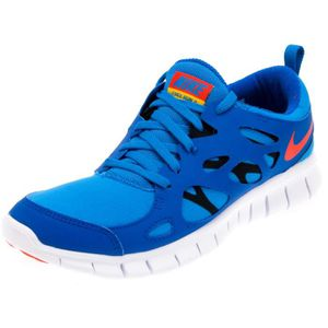 CHAUSSURES DE RANDONNÉE Chaussures mode ville Free bleu run 2