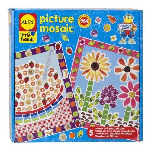 alex 0ale1406 loisir cr atif picture mosaic achat vente jeu de mosaique alex. Black Bedroom Furniture Sets. Home Design Ideas
