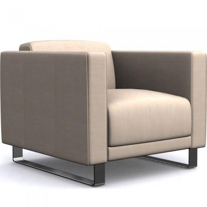Fauteuil tissu design marlon mati re tissu coul achat vente fauteuil tis - Fauteuil tissu design ...