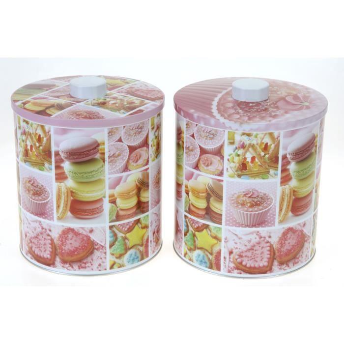 BOITE DECOREE BONBONNIERE POUR GATEAUX cup cake RE - Achat / Vente ...
