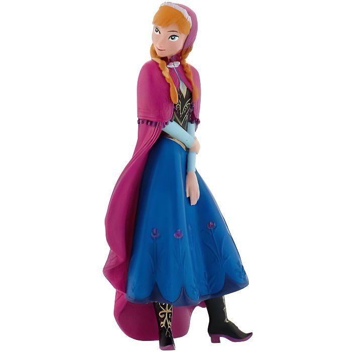Figurine la reine des neiges anna achat vente - La reine des neige anna ...