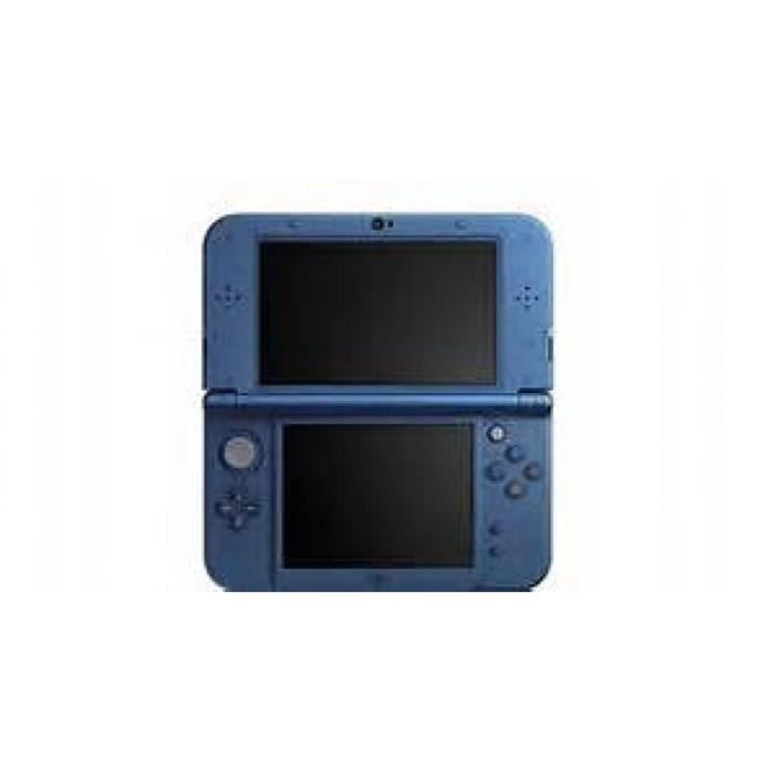 console new 3ds xl bleue chargeur offert achat vente console new 3dsxl nouv console new. Black Bedroom Furniture Sets. Home Design Ideas