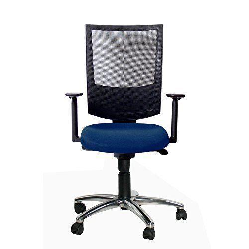 Topsit U40001032 Chaise De Bureau Bleu Achat Vente