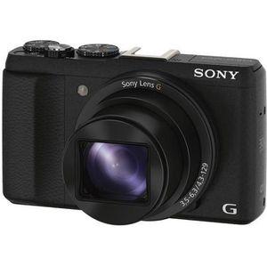 APPAREIL PHOTO COMPACT SONY DSC-HX60- CMOS 20 mégapixels - Zoom 30x - App