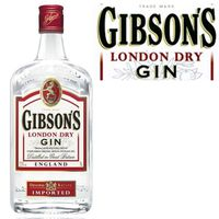 Gin Gibson's 70cl