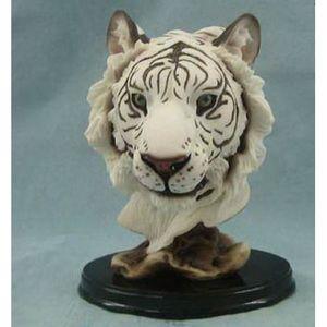 Statue tigre achat vente statue tigre pas cher - Image tete de tigre ...
