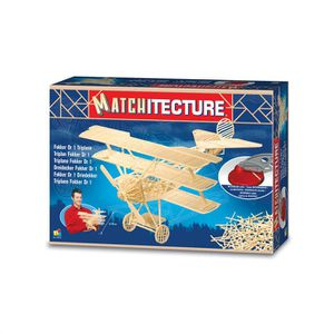 ASSEMBLAGE CONSTRUCTION Matchitecture TRIPLAN FOKKER
