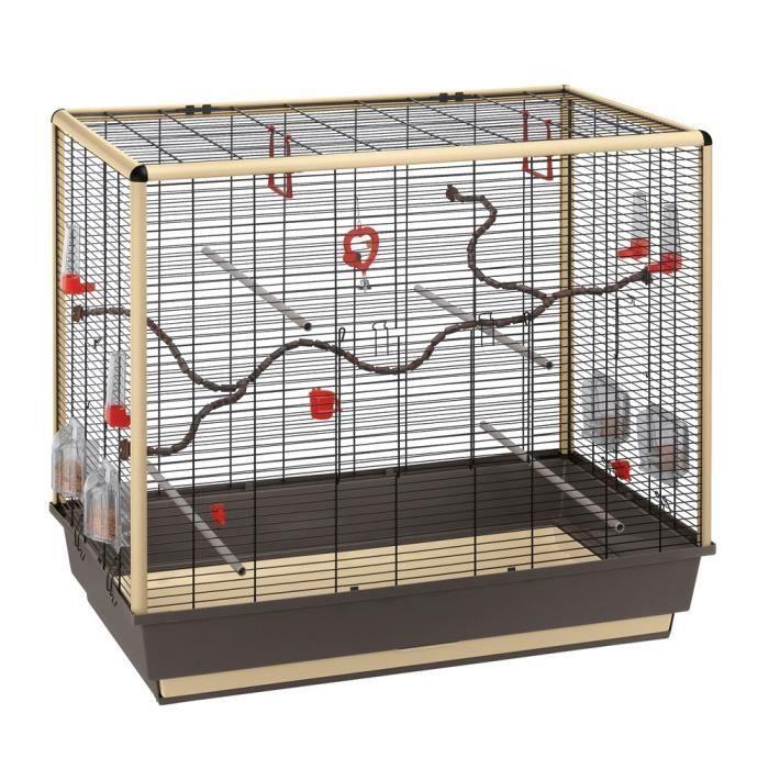 PIANO 7 Cage pour oiseaux - Achat / Vente volière - cage oiseau Cage pour oiseaux - Cdiscount