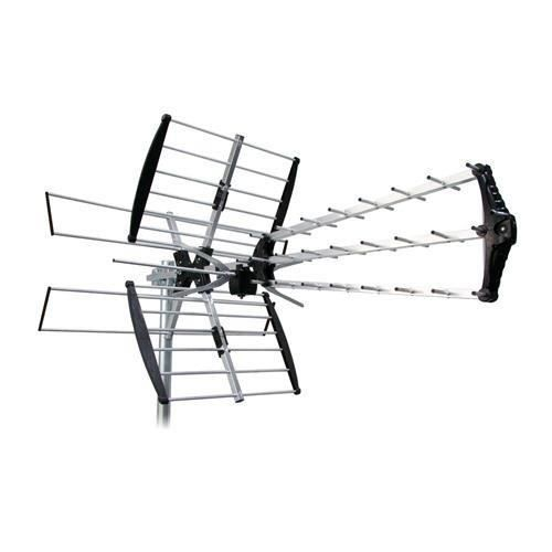 Antenne ext rieur large bande vhf et uhf ext rieur achat for Antenne exterieur
