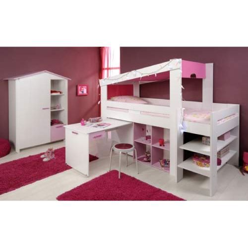 Chambre enfant biotiful composition 2 achat vente for Mobilier chambre complete