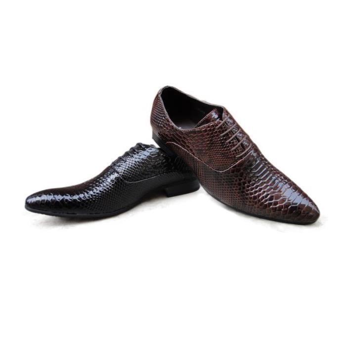 chaussures homme de ville marron achat vente richelieu chaussures homme de ville cdiscount. Black Bedroom Furniture Sets. Home Design Ideas