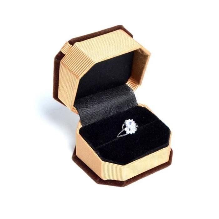 Nouvelle bo te bijoux de papier collier boucles d - Boite a bijoux boucle d oreille ...