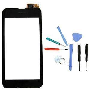 vitre tactile pour nokia lumia 530 achat pi ce t l phone. Black Bedroom Furniture Sets. Home Design Ideas