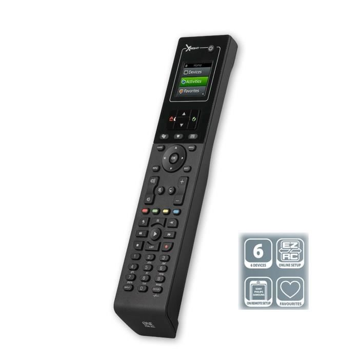 One for all urc8610 t l commande universelle tv - Thomson telecommande tv ...
