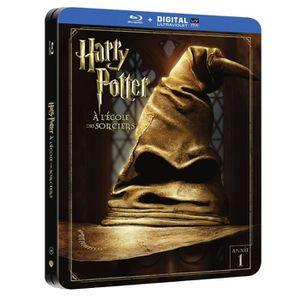 BLU-RAY FILM Blu-Ray Harry Potter à l'école des sorciers - Édit