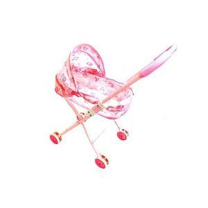 poussette poupee jouet d enfant fille landau violet achat vente landau poussette cdiscount. Black Bedroom Furniture Sets. Home Design Ideas