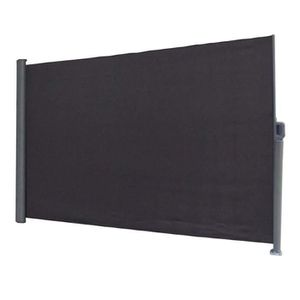 STORE - STORE BANNE  Store Banne Vertical Anthracite 2 x 3 m