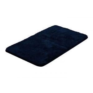 tapis de salle de bain bleu marine achat vente tapis de salle de bain bleu marine pas cher. Black Bedroom Furniture Sets. Home Design Ideas
