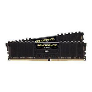 MÉMOIRE RAM Corsair cmk16gx4m2b3000C1516Go DDR4Vengeance LPX 3