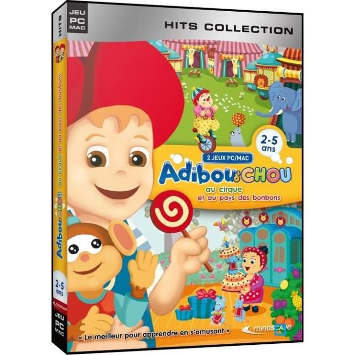 Download Adibou iso files - TraDownload