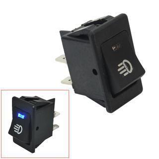 interrupteur bascule 12v lectrique pour voiture brouillard led light auto achat vente. Black Bedroom Furniture Sets. Home Design Ideas