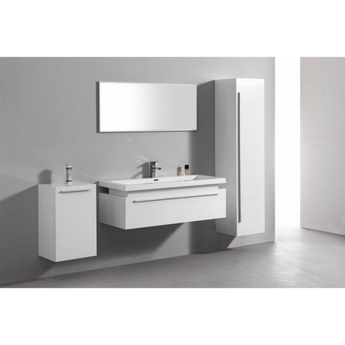 Ensemble complet meuble de salle de bain rio 1 achat for Achat salle de bain complete